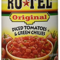 Ro Tel Original Tomato Diced Green Chilies