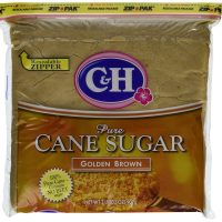 Cane Sugar, Golden Brown