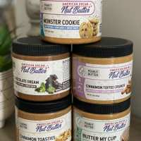 American Dream Nut Butters: 10% discount code: poundddropper10