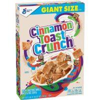 Cinnamon Toast Crunch,