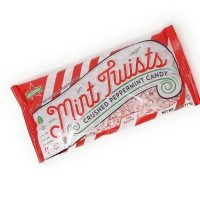 Atkinson's Mint Twists Crushed Peppermint Candy