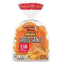 Thomas' Mini Plain Croissants