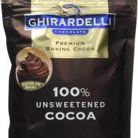 Ghirardelli Premium Baking Cocoa, 100% Unsweetened