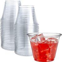 9 oz Plastic Cups