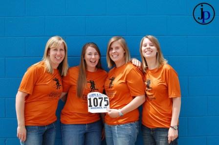 Lewis & Clark Marathon Relay Team - 2010