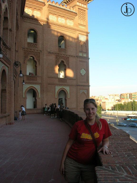 Outside the Bullfight