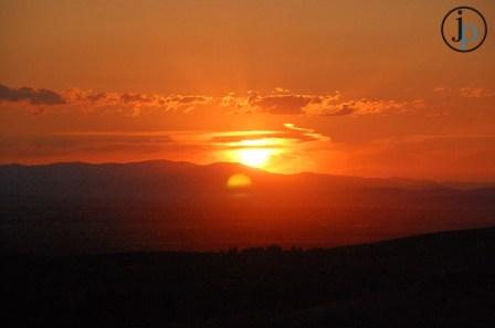 """""""M"""" Sunset Take 2"""