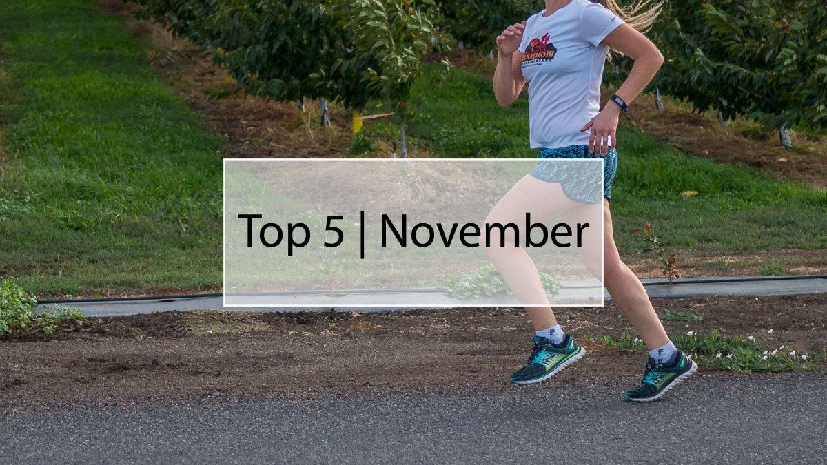 Runners Top 5