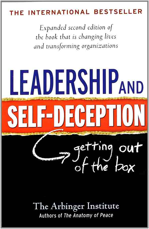 Best Quotes From Leadership And Self Deception