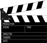 https://pixabay.com/en/clapperboard-clapper-clapboard-146180/