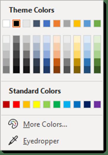 Powerpoint Save Theme : powerpoint, theme, Custom, Color, Theme, PowerPoint