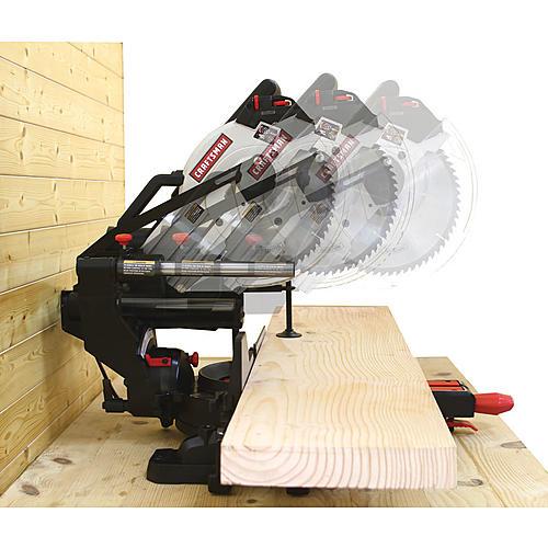 Craftsman Compact Sliding Miter Saw Review