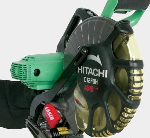 Hitachi Miter Saw C12fdh Reviews