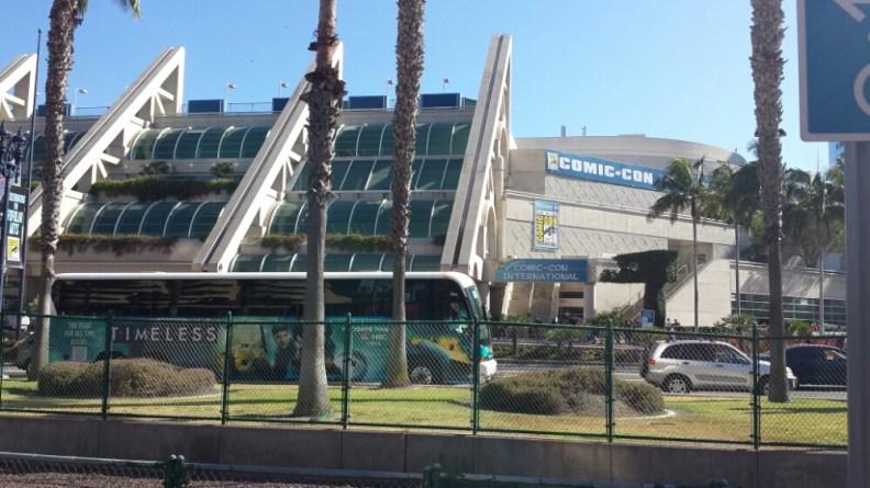 san diego comic con convention center