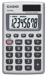 casio mini calculator