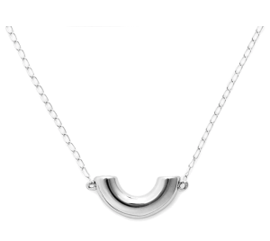 macaroni necklace by delish makes a great culinary school gift