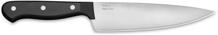 custom engraved wustoff knife gift