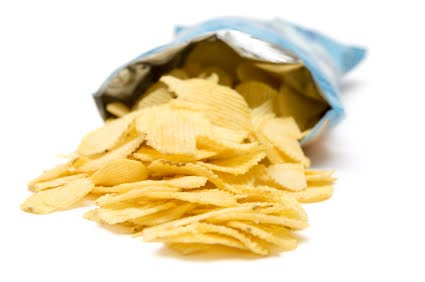 God Is Not Found in the Bottom of a Bag of Potato Chips