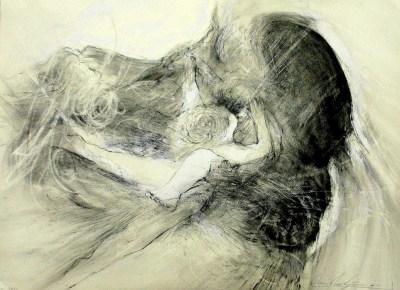 Painting: Nori Ushijima