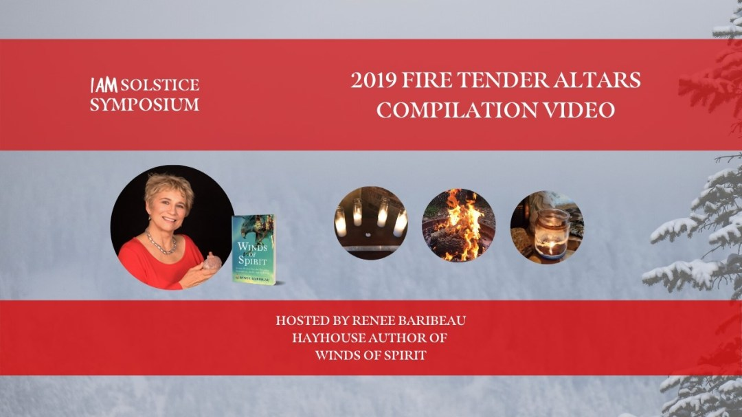 Fire Tenders Altar Meditation Video from the Solstice IAM Symposium