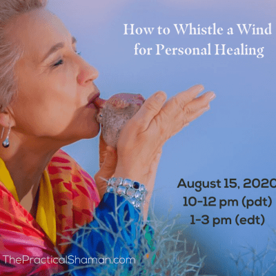How to Whistle a Healing Wind