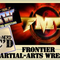 The Ballad of Frontier Martial-Arts Wrestling - Doc'D #52