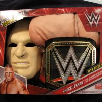 WWE's Brock Lesnar Halloween Costume is Scarier Than THE REAL Brock Lesnar...