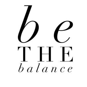 Be the Balance: Square logo