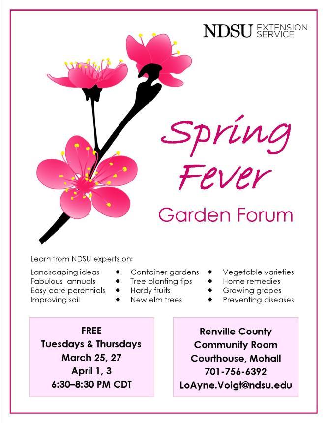 Spring Fever flyer (2)