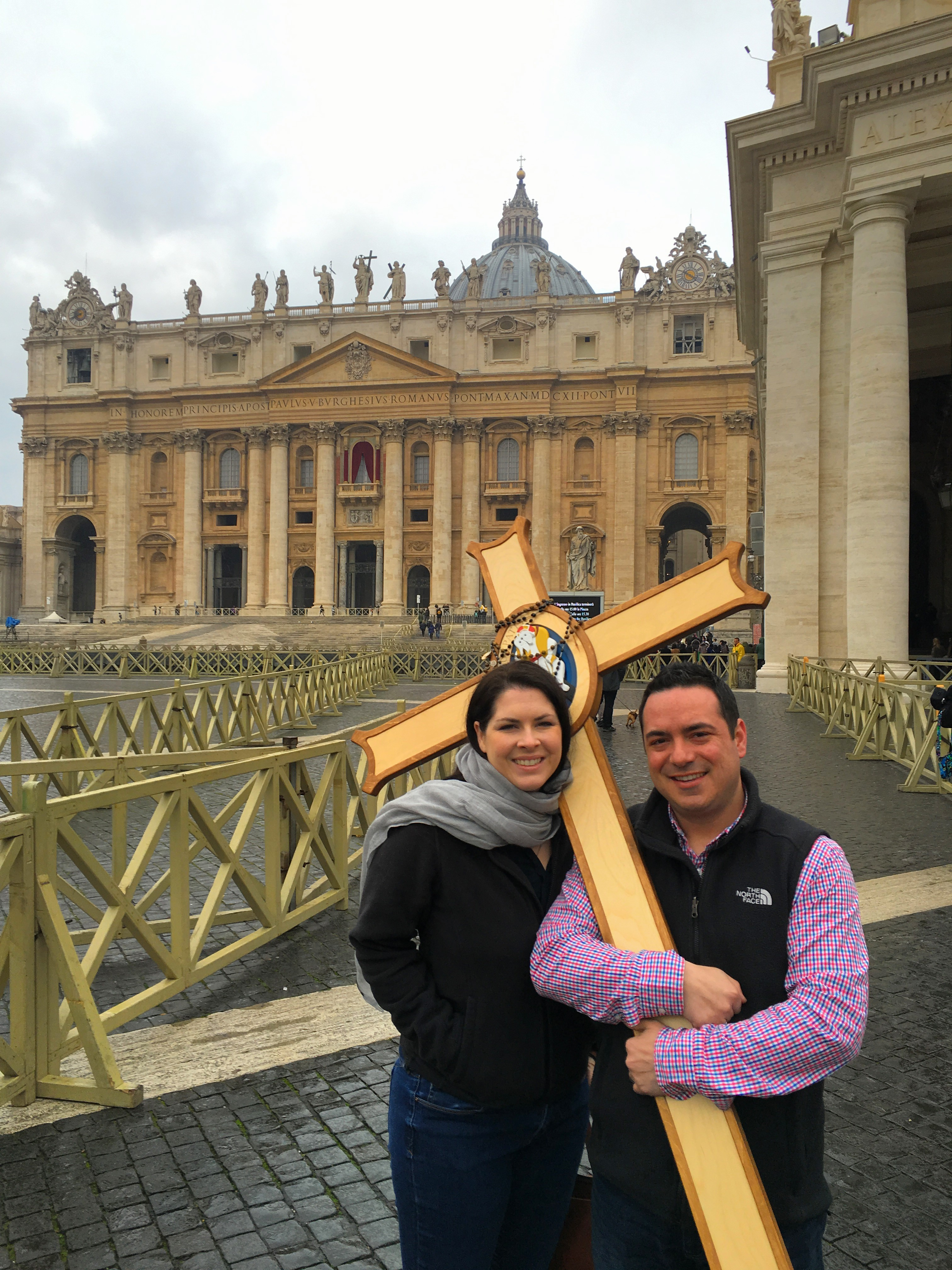 3. St. Peter's - Vatican City