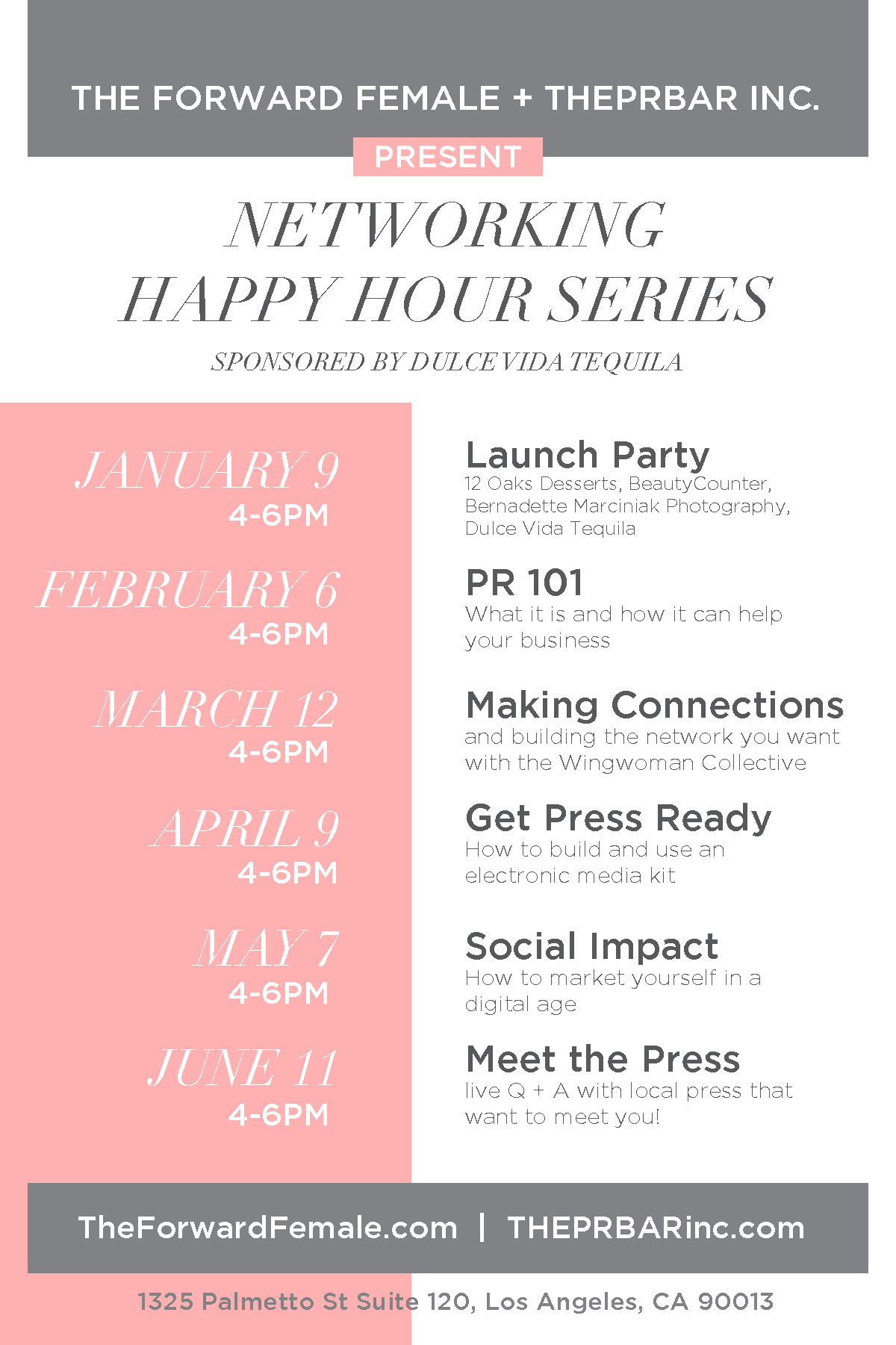 THEPRBAR_inc_upcoming events