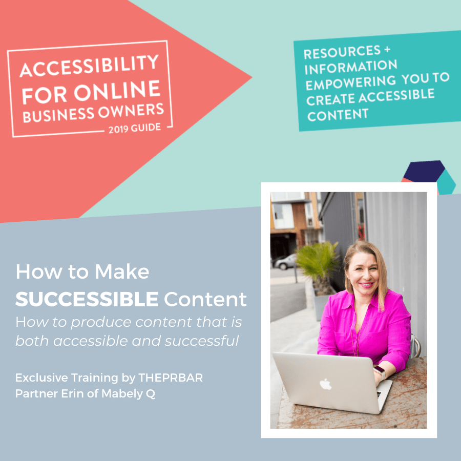How To Make Successible Content - Erin Perkins - THEPRBARinc.com
