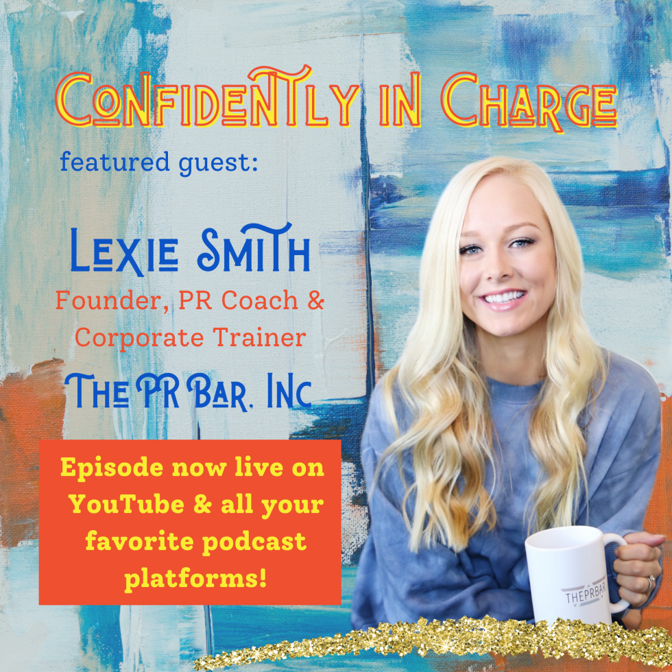 Confidently in Charge with Lexie Smith