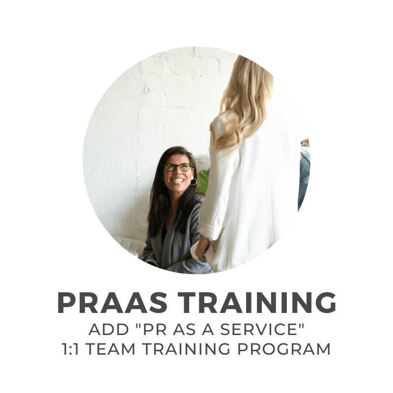 PRAAS Training Program