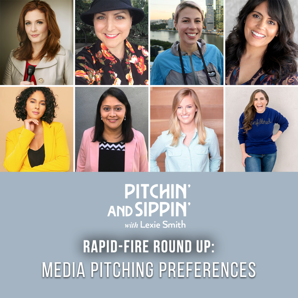 Rapid Fire Round-Up - Pitchin' and Sippin' Podcast