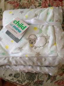 Super Soft Baby Blanket