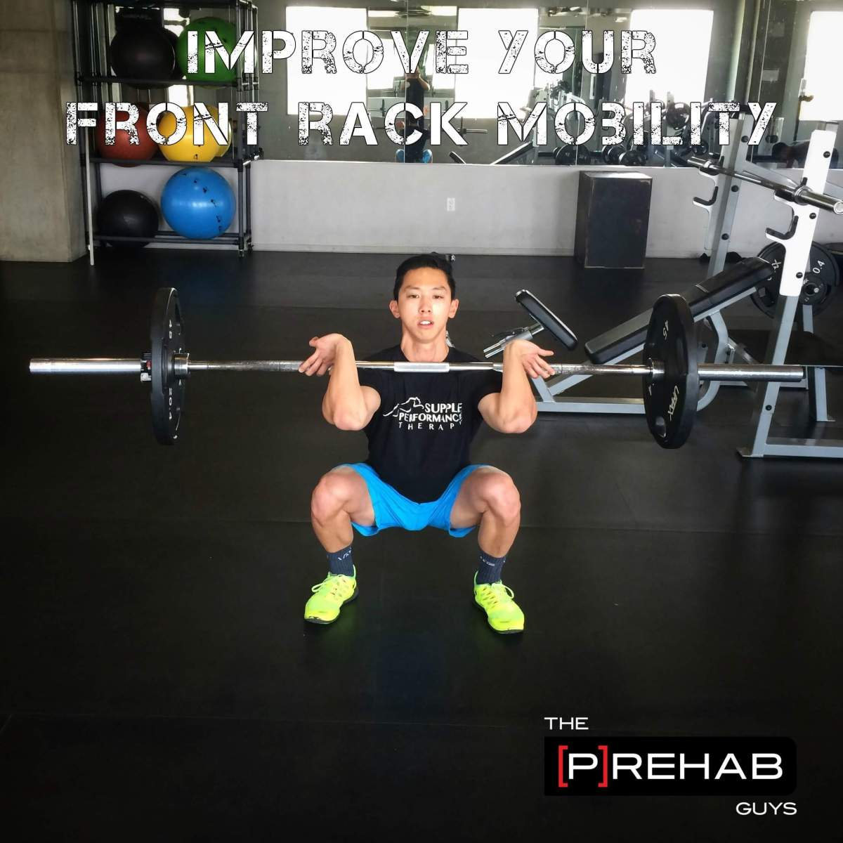 Improve Your Front Rack Mobility