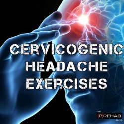 cervicogenic headache exercises