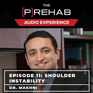 Shoulder instability serratus anterior prehab guys