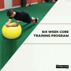 six week core training program advanced core exercises the prehab guys