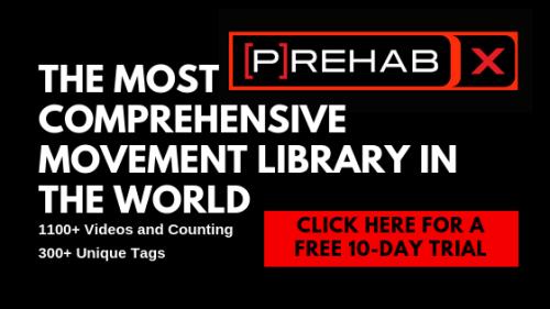 PrehabX