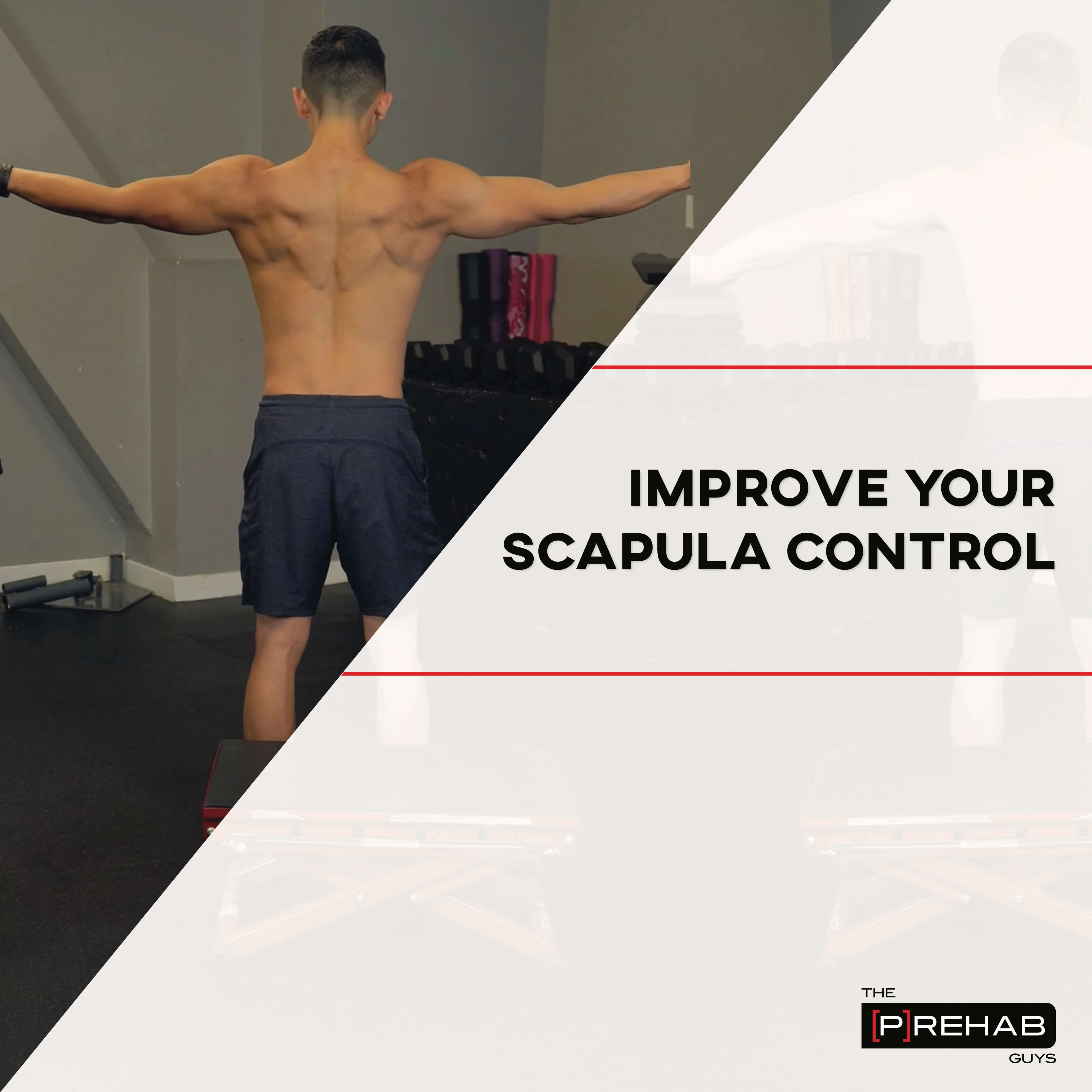 Improve Your Scapula Control - INSTAGRAM