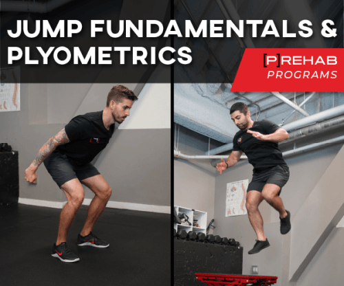 jump fundamentals and plyometrics program deceleration control the prehab guys