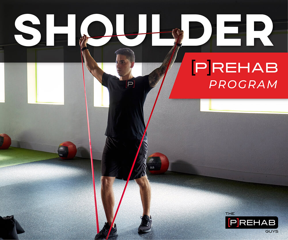 shoulder prehab program cerivcogenic headache exercises