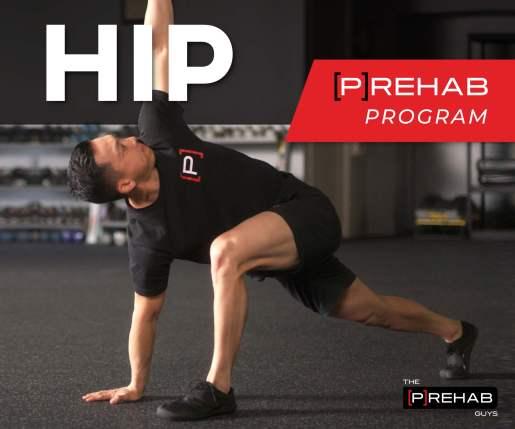 hip prehab program