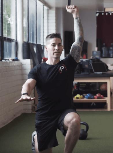 wrist and lunge mechanics learn the turkish get up the prehab guys