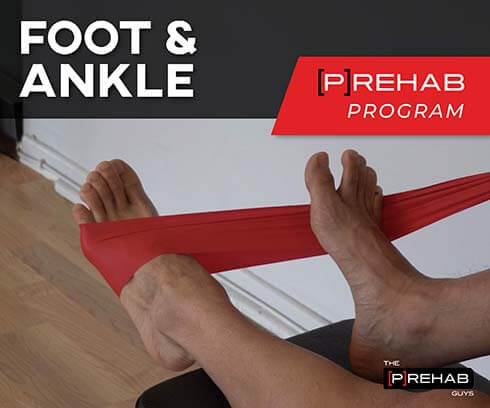 FOOT & ANKLE [P]REHAB PROGRAM