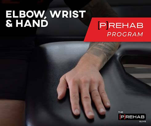 ELBOW, WRIST & HAND PROGRAM