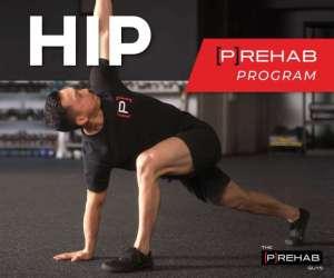 Hip prehab program for tight hips the prehab guys