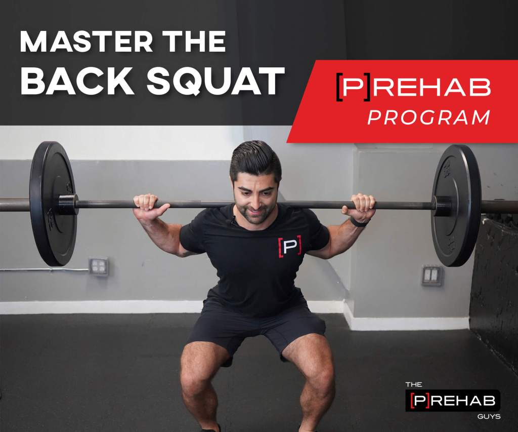 MASTER THE BACK SQUAT